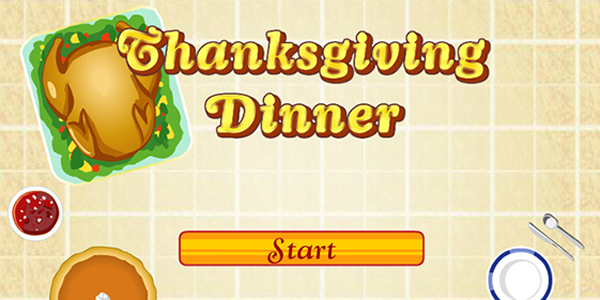ABCYA - Thanksgiving Dinner - Thanksgiving Game - Children