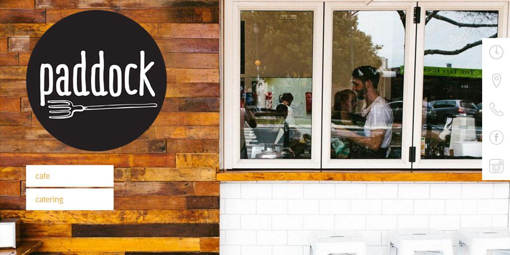 Best restaurant website design inspirations_12_paddockcambridge