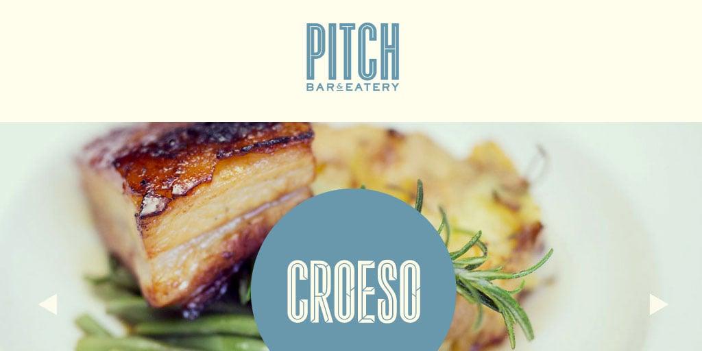 Best restaurant website design inspirations_17_pitchcardiff