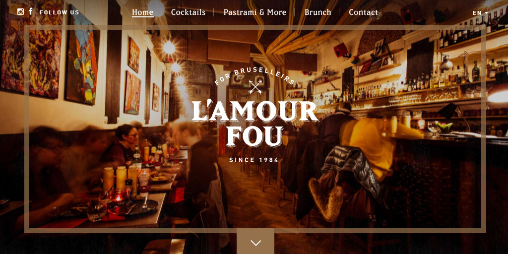 Best restaurant website design inspirations_18_lamourfou