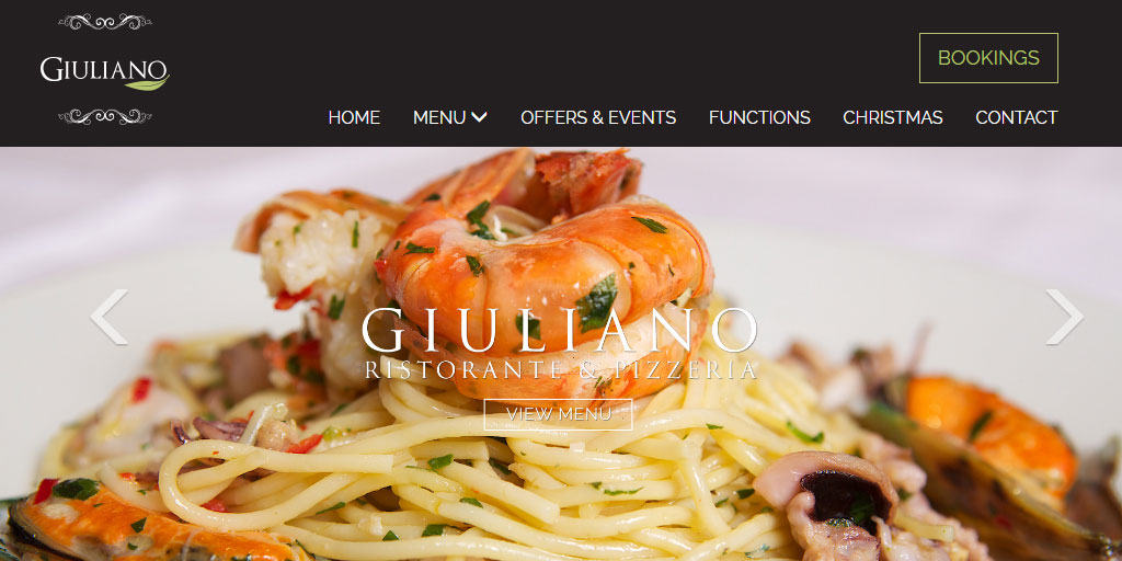 Best restaurant website design inspirations_21_giulianorestaurant