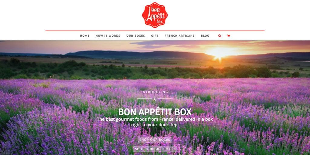 Bon Appetit Box