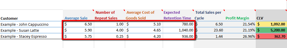 Customer_Lifetime_Value_Worksheet_-B2C_Example_detail