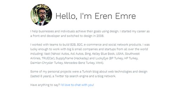 Eren Emre - Konami