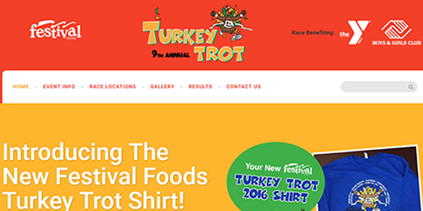 Festival Foods Turkey Trot - Activities and Travel