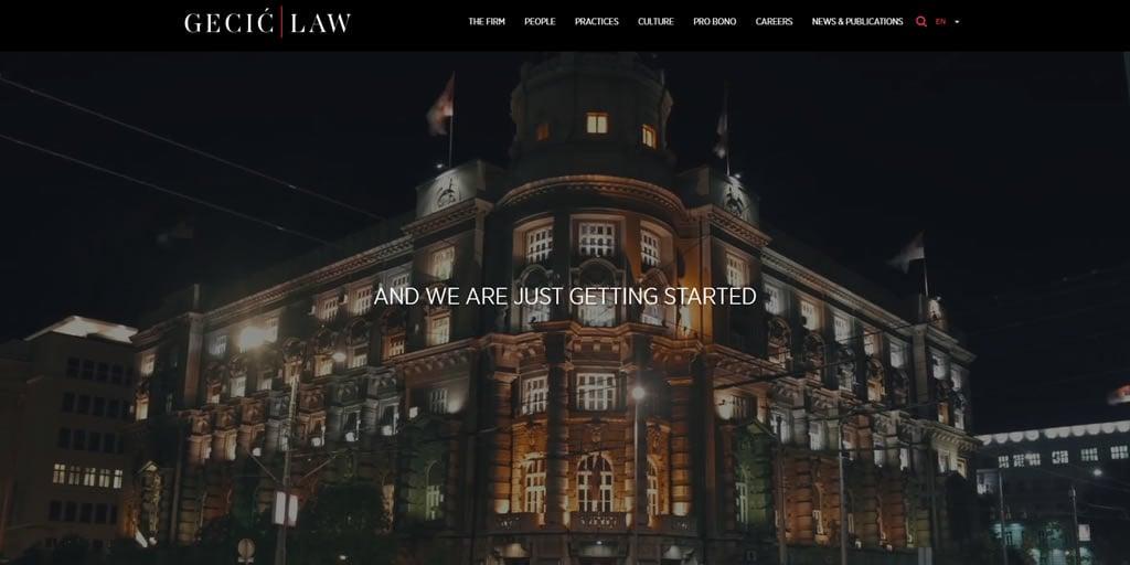 Gecic Law