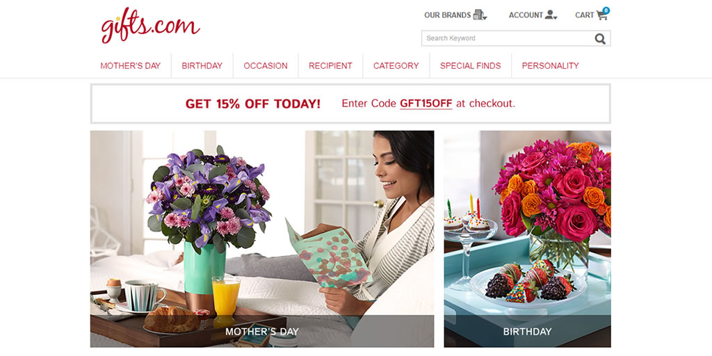 Best mother 39 s day gift websites for Best website for gifts
