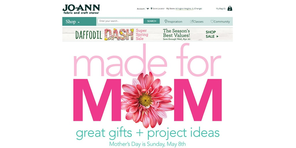 Jo-Ann Fabric and Crafts