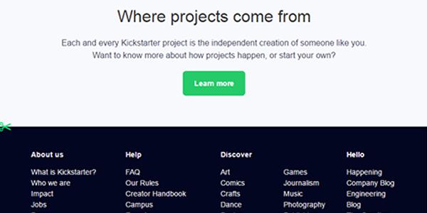 Kickstarter - Scissors