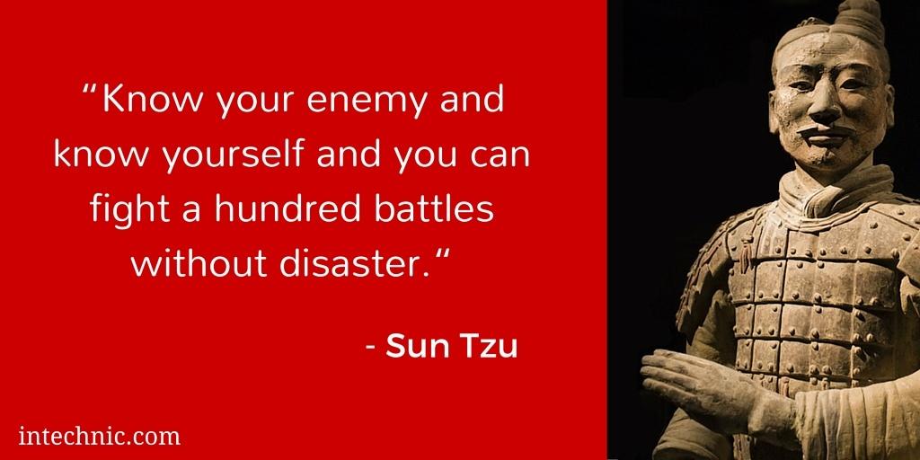 Sun Tzu Critical Essays