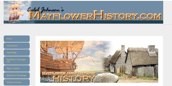 Mayflower History Thanksgiving_Website