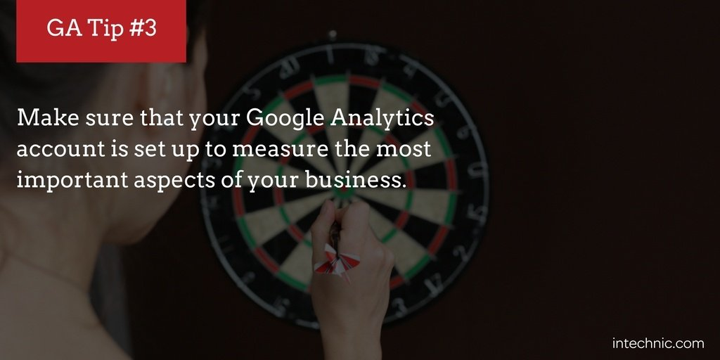 Measure the most important aspects of your business