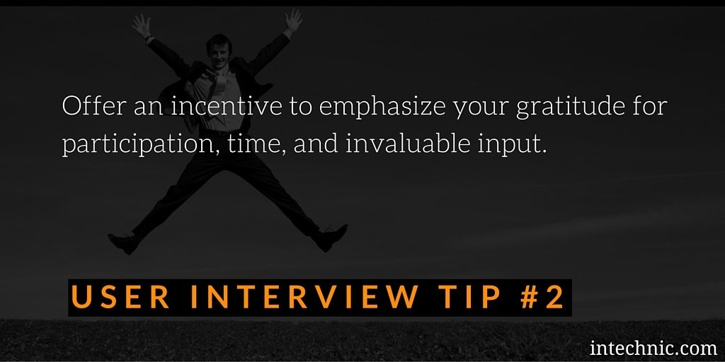 Offer an incentive to emphasize your gratitude