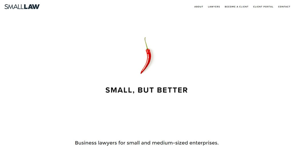 Small Law