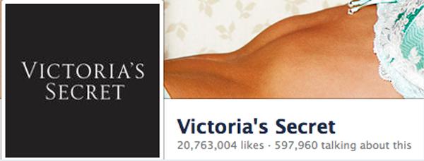 Social Media Success Story #1 Victoria's Secret
