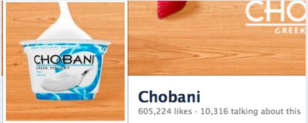 Social Media Success Story #2 Chobani