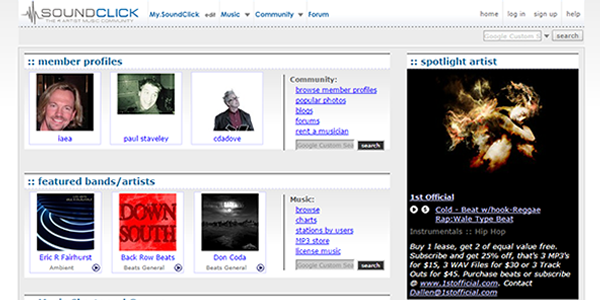 SoundClick - Konami