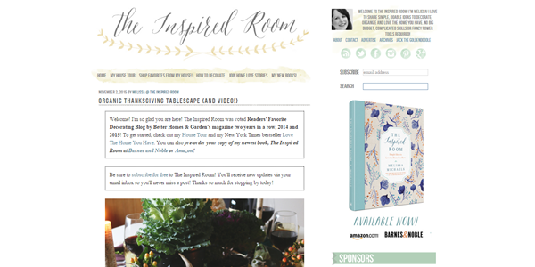 The Inspired Room_Thanksgiving_Website