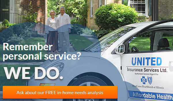 United Insurance Featuring Tagline
