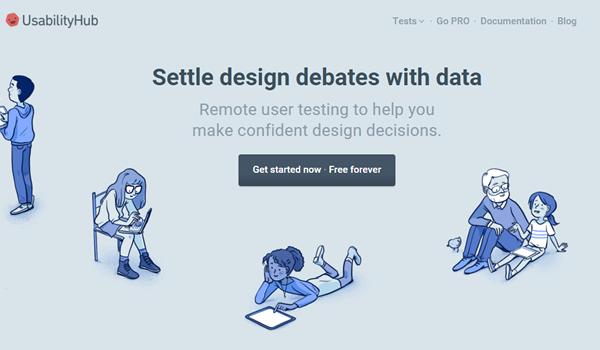 UsabilityHub_Website_Usability_Tool