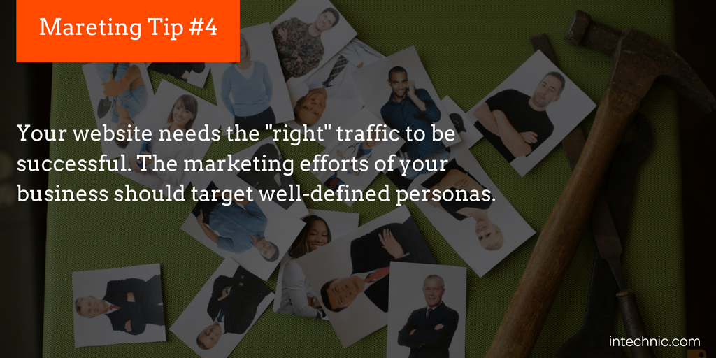 Your website needs the right traffic to be successful