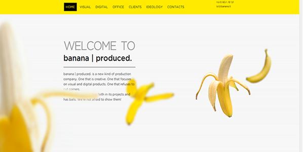 banana produced