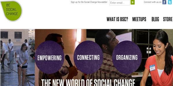 be social change