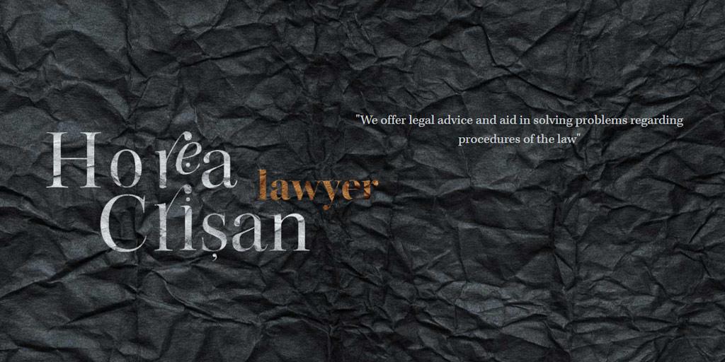 Horea Crisan Lawyer