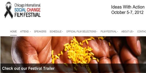 Chicago International Social Change Film festival