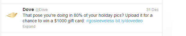 #gosleeveless