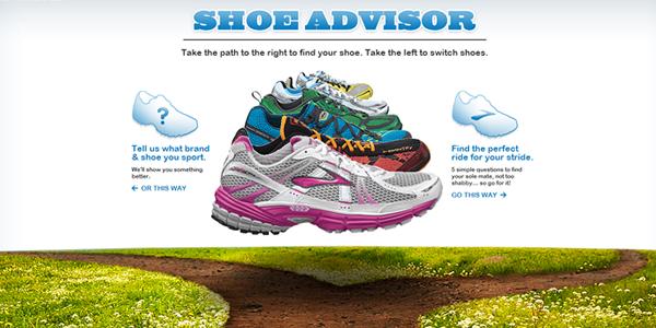 shoe advisor