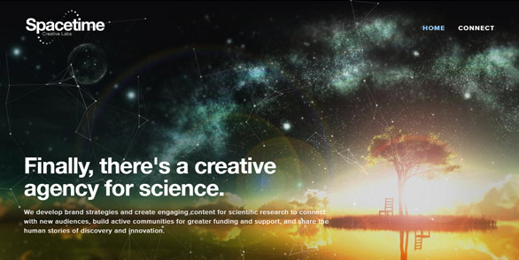 Spacetime creative labs