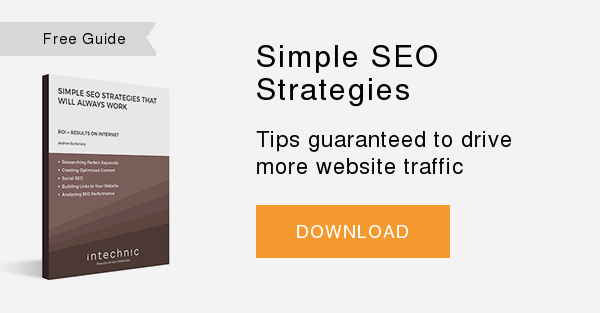 Free Guide   Simple SEO Strategies  Tips guaranteed to drive more website traffic  DOWNLOAD