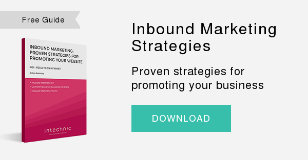 Free Guide   Inbound Marketing Strategies  Proven strategies for promoting your business  DOWNLOAD