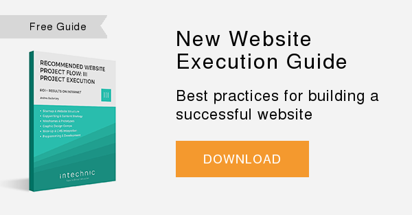 Free Guide   New Website Execution Guide  Best practices for building a successful website  DOWNLOAD