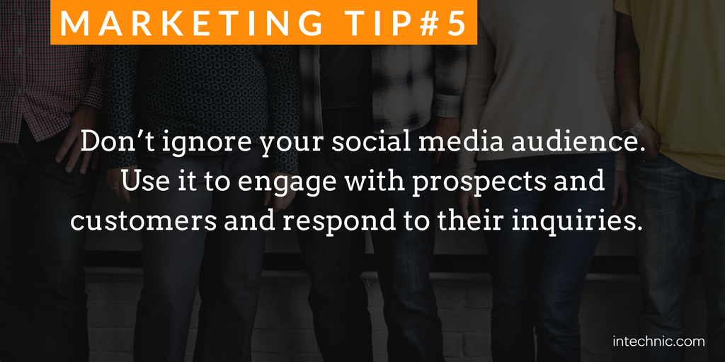 5 - Do not ignore your social media audience.png