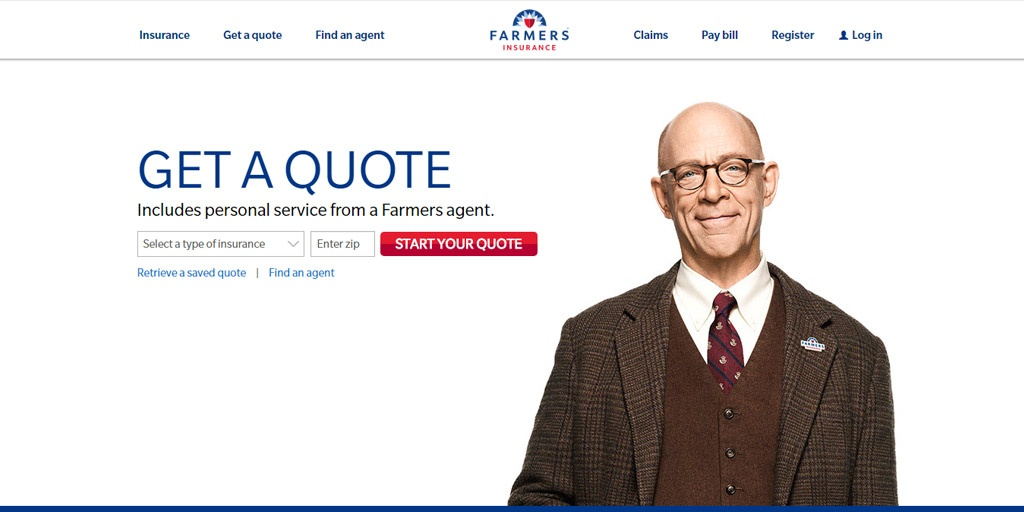 Farmers Insurance Quote Magnificent World's Best Insurance And Insurtech Websites For User Experience