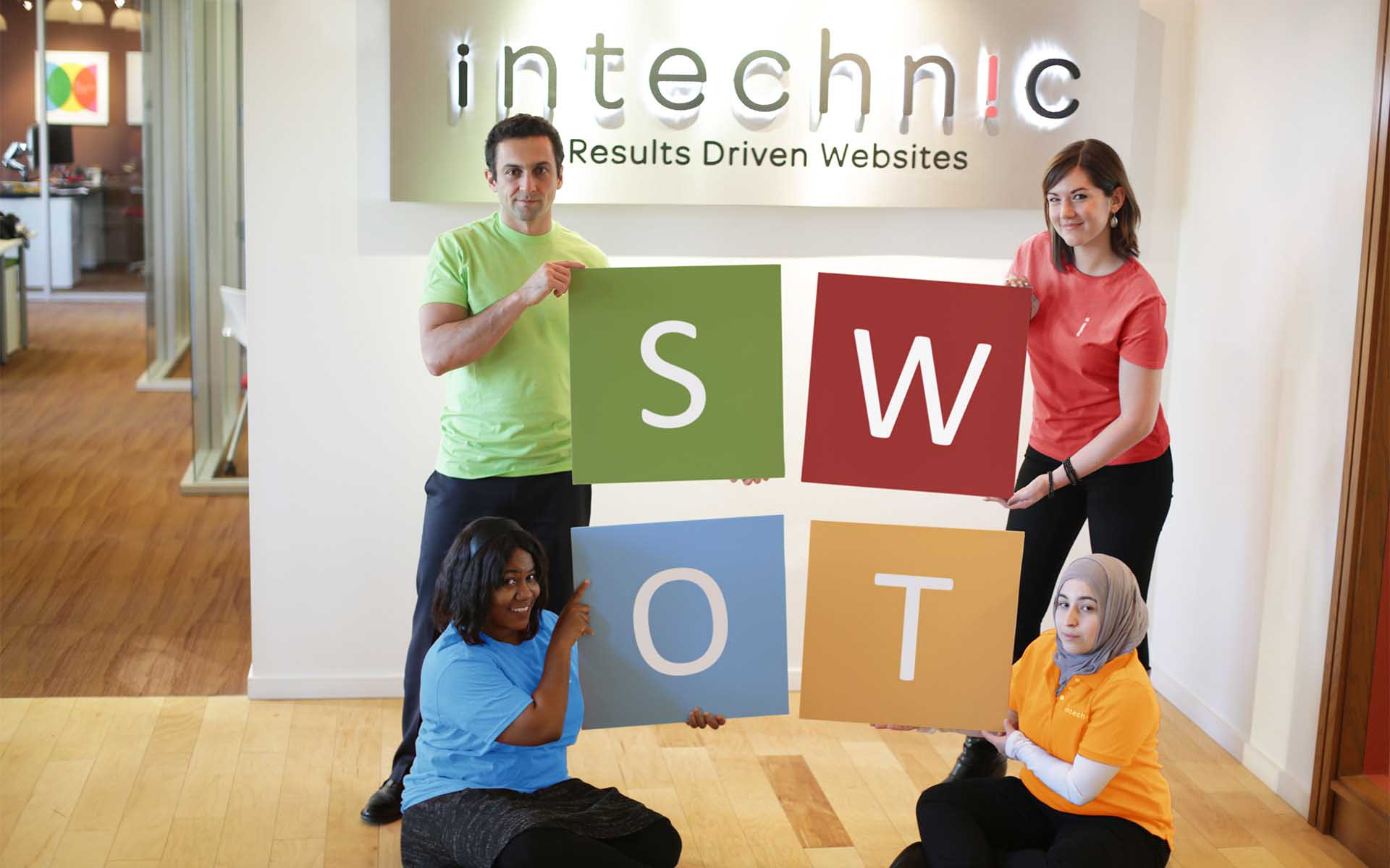 How to Do SWOT Analysis for Your Website