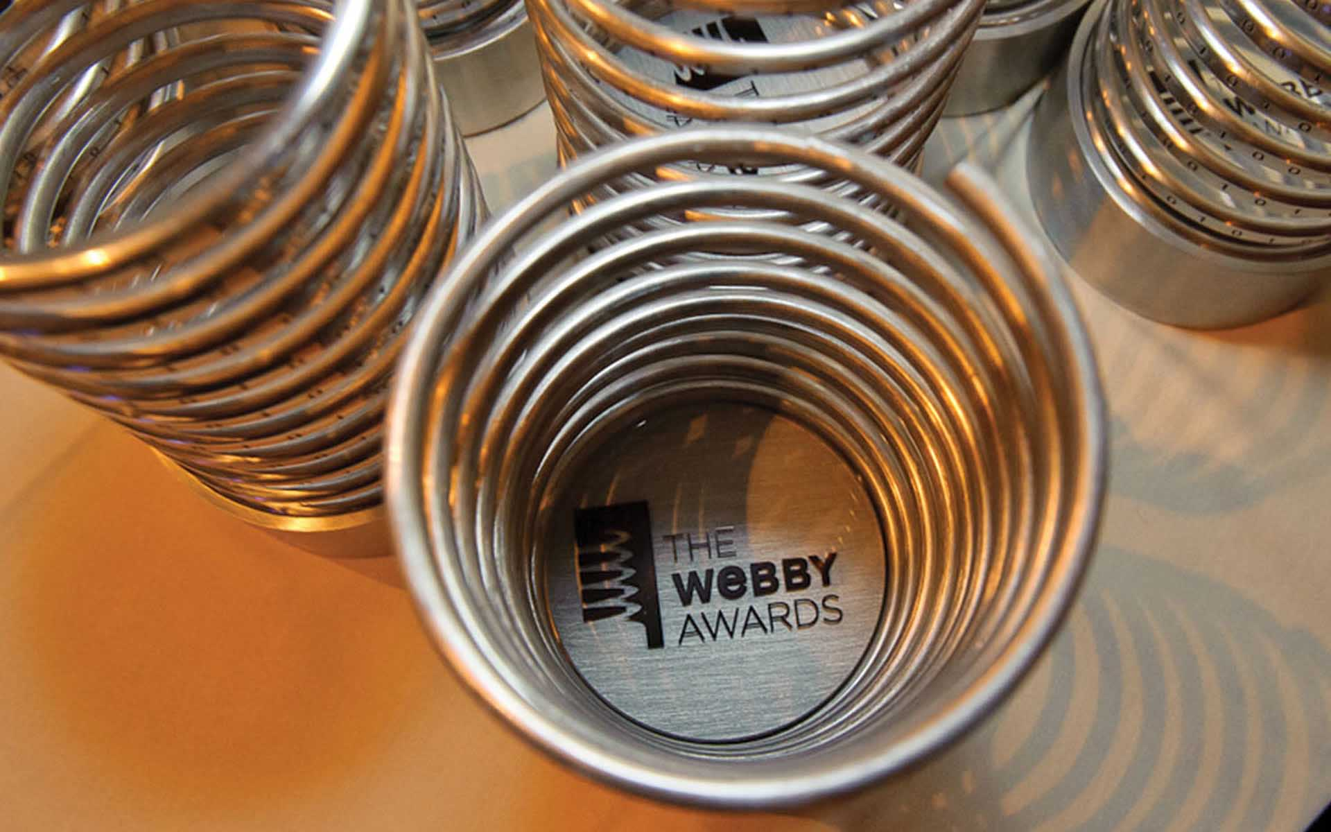 Intechnic is Honored by Webby Awards