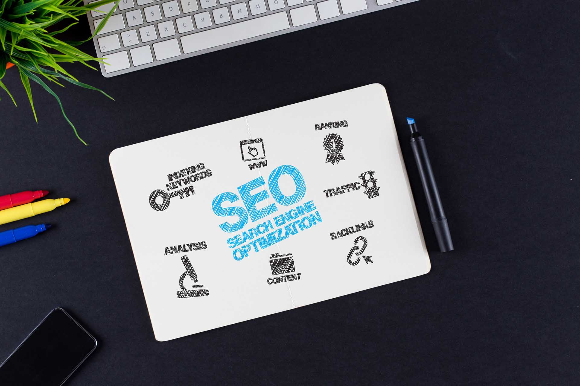 SEO Basics - A Guide of SEO Best Practices for Beginners