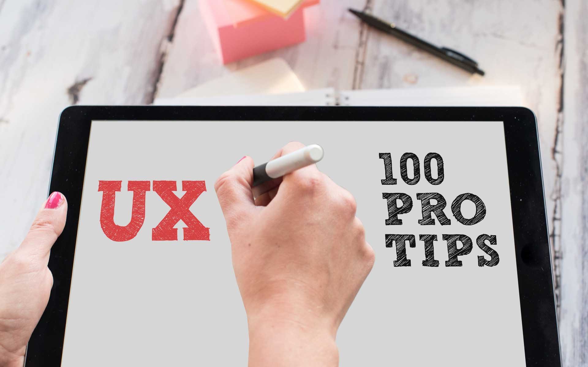 Principles Of Design List : Top ux design tips from a user experience master