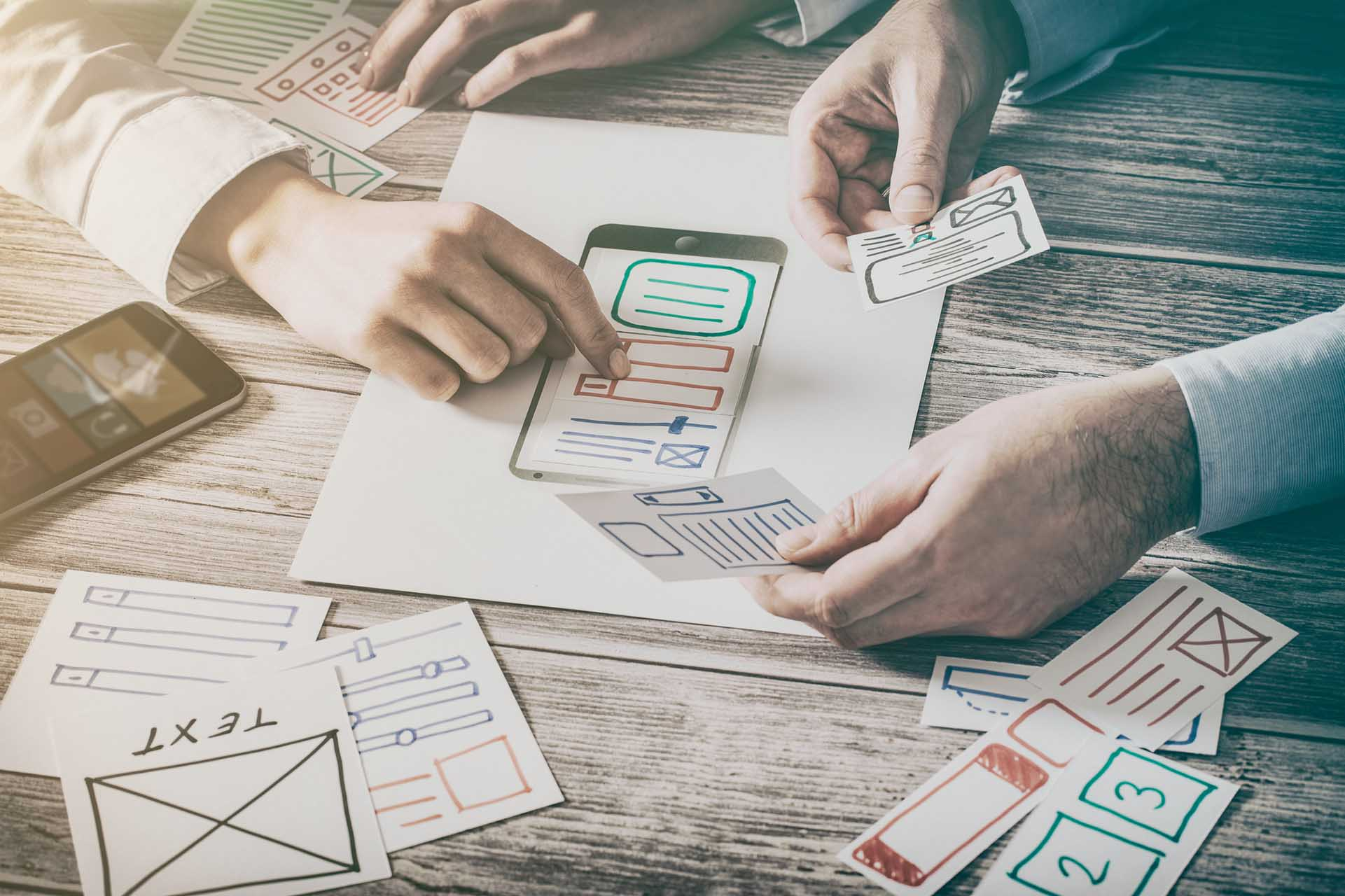 Website Wireframes and Prototypes - A Guide for Clients