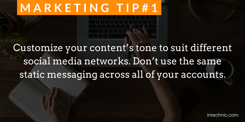 1 - Customize your content's tone to suit different social media networks.png