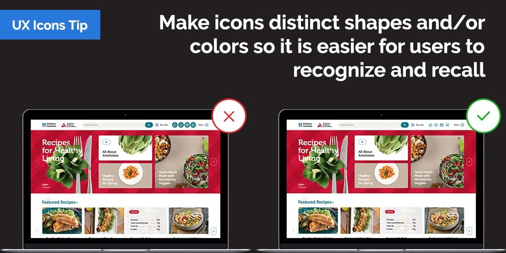 Make icons distinct shapes or colors 9_1.jpg