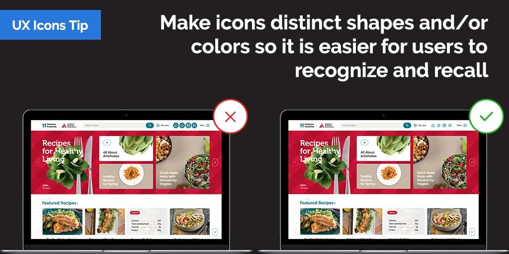 Make icons distinct shapes or colors 9_1.jpg
