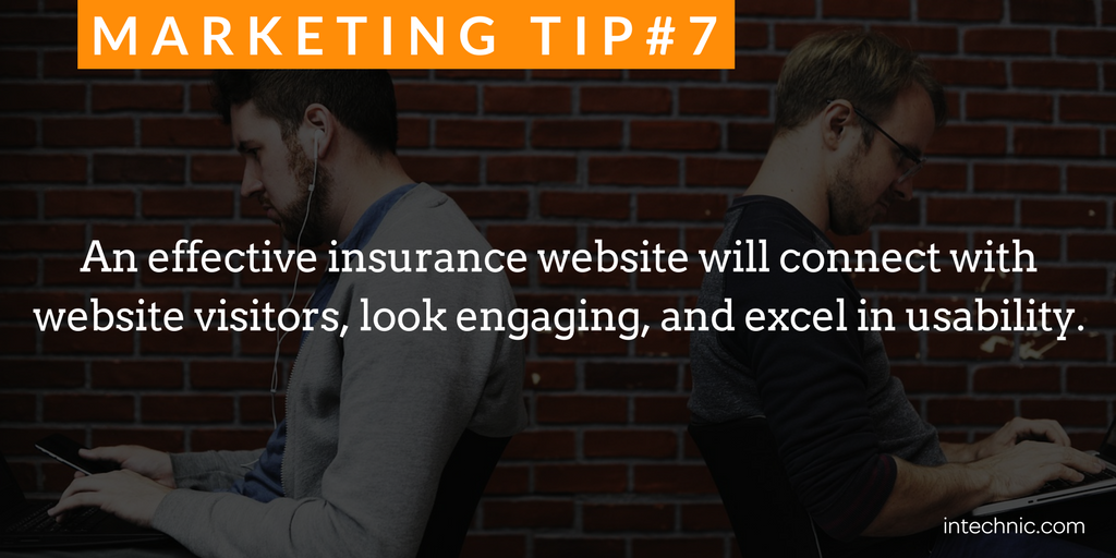 An effective insurance website will connect with website visitors, look engaging, and excel in usability.png