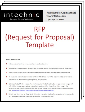 How to Write Effective Website RFP