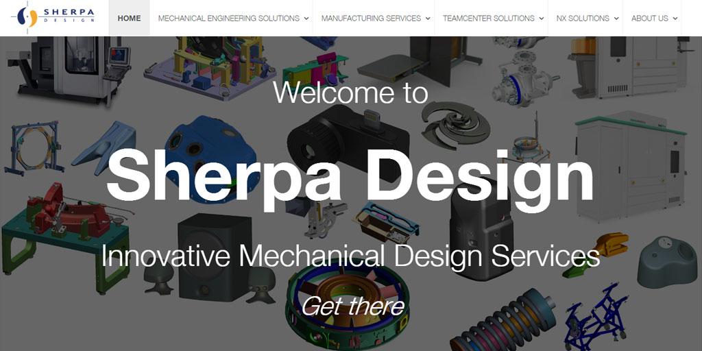 Best Engineering Sites - Sherpa Design