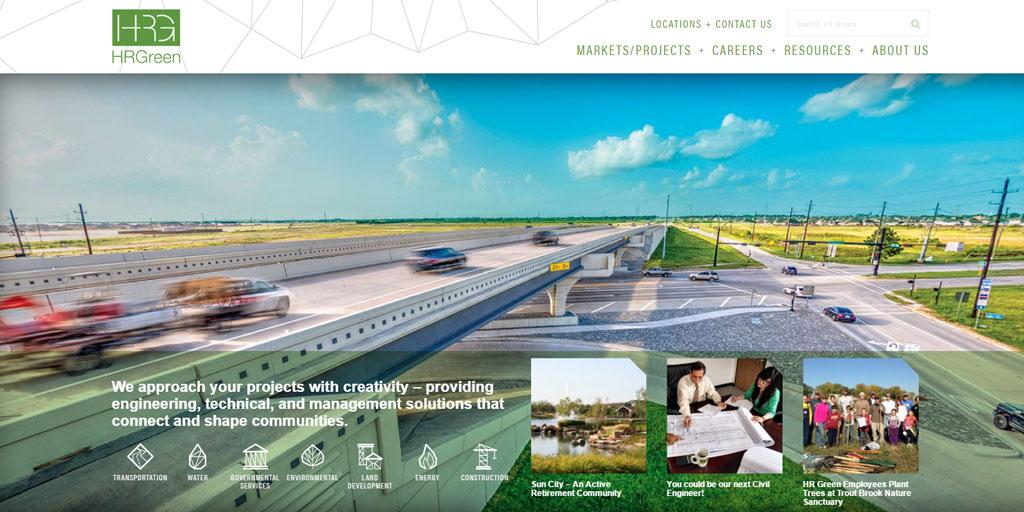Best Engineering Sites - HR Green