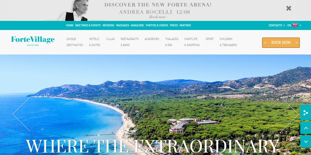 Sardinia Resort